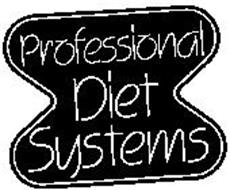 PROFESSIONAL DIET SYSTEMS
