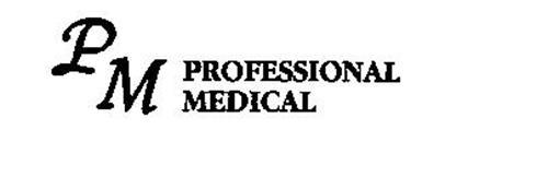 PM PROFESSIONAL MEDICAL