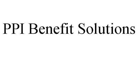 PPI BENEFIT SOLUTIONS