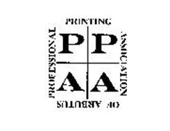 PPAA PRINTING ASSOCIATION OF ARBUTUS PROFESSIONAL