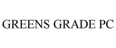 GREENS GRADE PC
