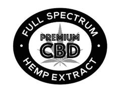 · FULL SPECTRUM · HEMP EXTRACT PREMIUM CBD