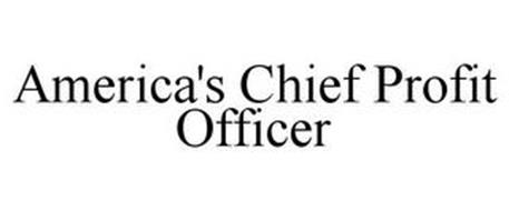 AMERICA'S CHIEF PROFIT OFFICER