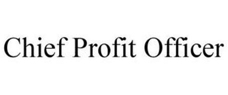 CHIEF PROFIT OFFICER