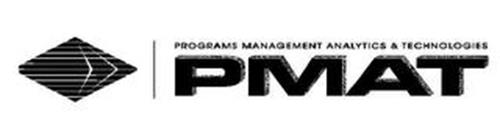 PROGRAMS MANAGEMENT ANALYTICS & TECHNOLOGIES PMAT