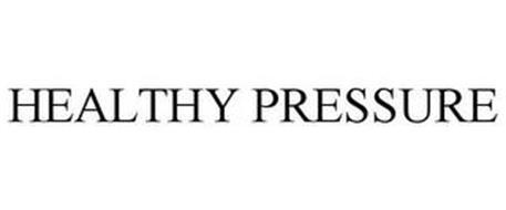 HEALTHY PRESSURE