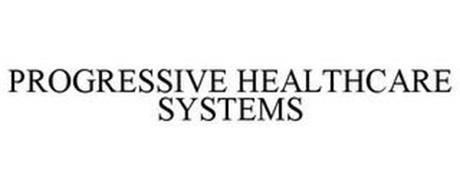 PROGRESSIVE HEALTHCARE SYSTEMS