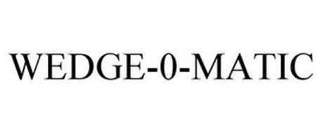 WEDGE-0-MATIC