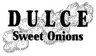 DULCE SWEET ONIONS