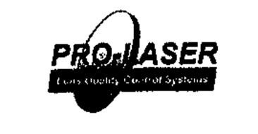 PRO-LASER LENS QUALITY CONTROL SYSTEMS