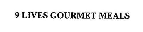 9 LIVES GOURMET MEALS