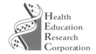 HEALTH EDUCATION RESEARCH CORPORATION
