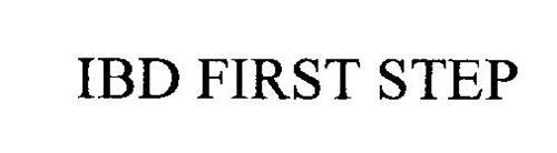 IBD FIRST STEP
