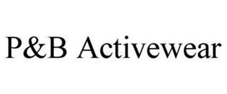 P&B ACTIVEWEAR
