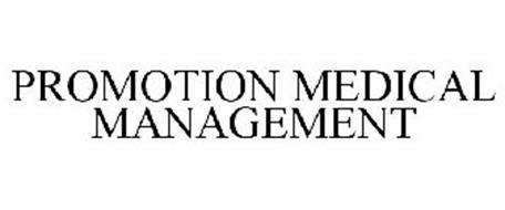 PROMOTION MEDICAL MANAGEMENT