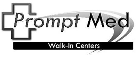 PROMPT MED WALK-IN CENTERS