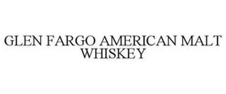 GLEN FARGO AMERICAN MALT WHISKEY