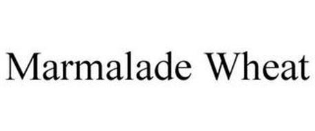 MARMALADE WHEAT