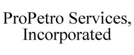 PROPETRO SERVICES, INCORPORATED