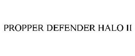 PROPPER DEFENDER HALO II