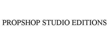 PROPSHOP STUDIO EDITIONS