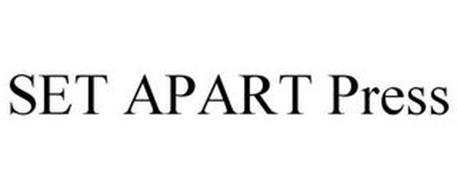 SET APART PRESS