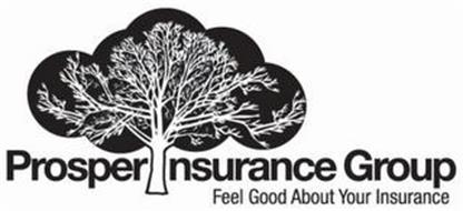 PROSPER NSURANCE GROUP FEEL GOOD ABOUT YOUR INSURANCE