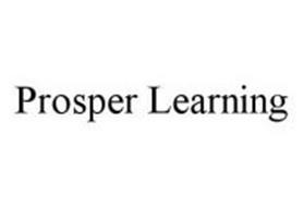 PROSPER LEARNING