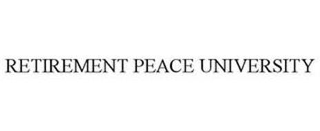 RETIREMENT PEACE UNIVERSITY