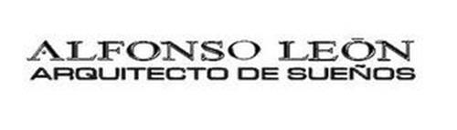 ALFONSO LEON ARQUITECTO DE SUEÑOS