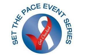 SET THE PACE EVENT SERIES GET CHECKED