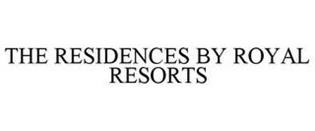 THE RESIDENCES BY ROYAL RESORTS