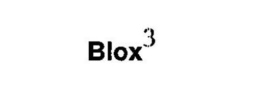 blox3 trademark of proteus industries inc serial number