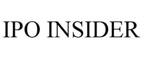 IPO INSIDER