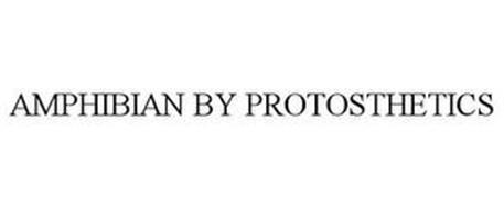 AMPHIBIAN BY PROTOSTHETICS