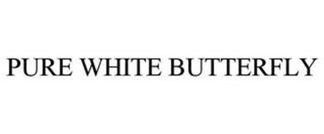 PURE WHITE BUTTERFLY