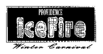 PROVIDENCE ICEFIRE WINTER CARNIVAL