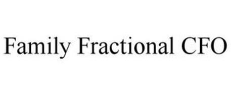 FAMILY FRACTIONAL CFO