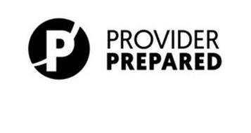 P PROVIDER PREPARED