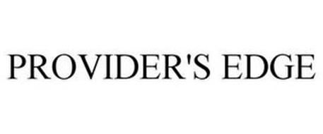 PROVIDER'S EDGE
