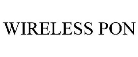 WIRELESS PON