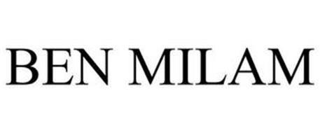 BEN MILAM