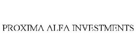 PROXIMA ALFA INVESTMENTS