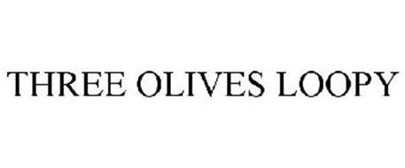 THREE OLIVES LOOPY