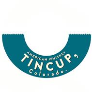 TIN CUP, COLORADO. AMERICAN WHISKEY