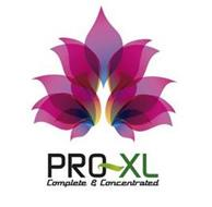 PRO-XL COMPLETE & CONCENTRATED