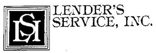 LSI LENDER'S SERVICE, INC.