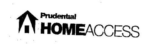PRUDENTIAL HOMEACCESS