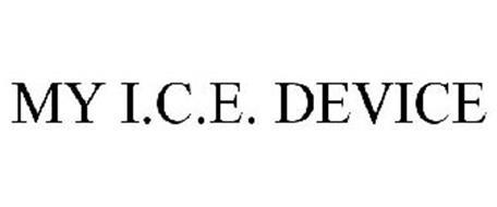 MY I.C.E. DEVICE