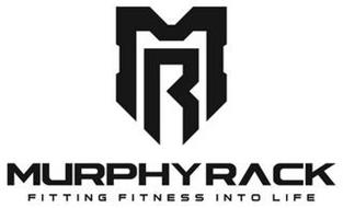 MR MURPHY RACK FITTING FITNESS INTO LIFE